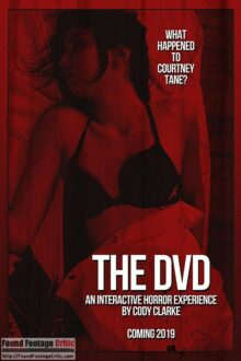 The DVD - Found Footage Films Movie Poster (Found Footage Horror Movies)