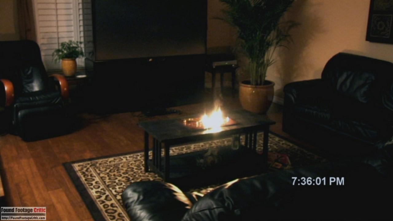 Paranormal Activity (2007) - Found Footage Films Movie Fanart (Found Footage Horror)