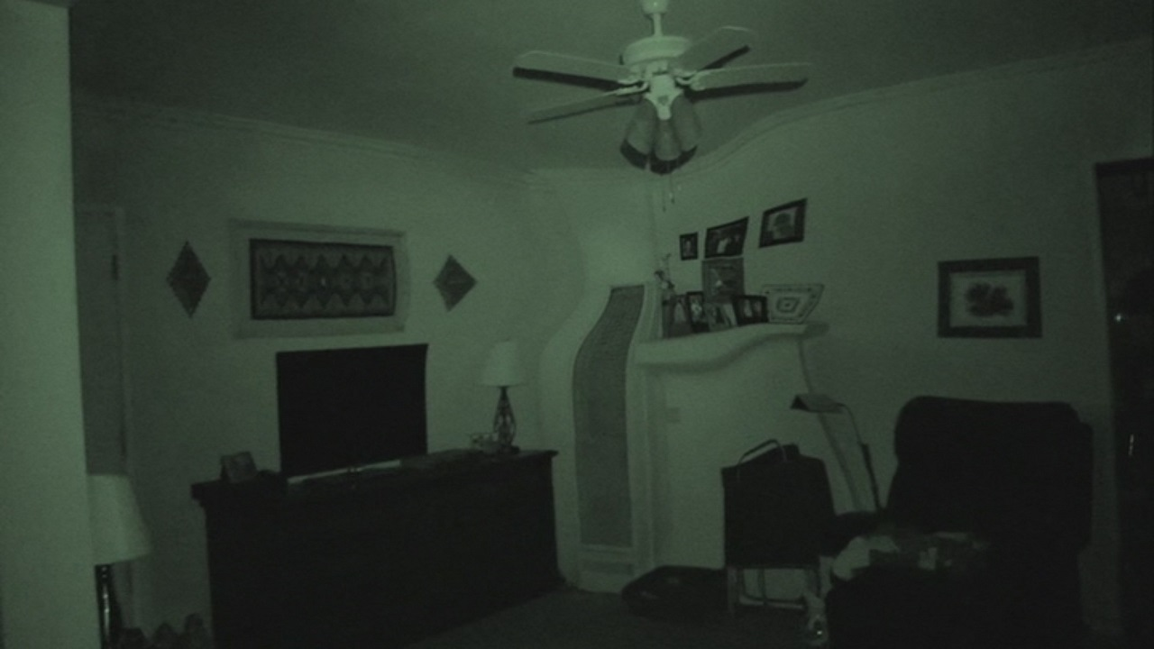 Paranormal Activity 5: The Marked Ones - Found Footage Films Movie Fanart (Found Footage Horror)