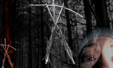 The Blair Witch Project (1999) - Found Footage Film Fanart
