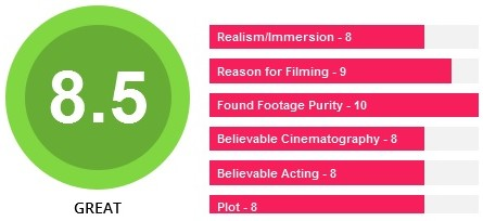 Found Footage Critic - Rating Criteria