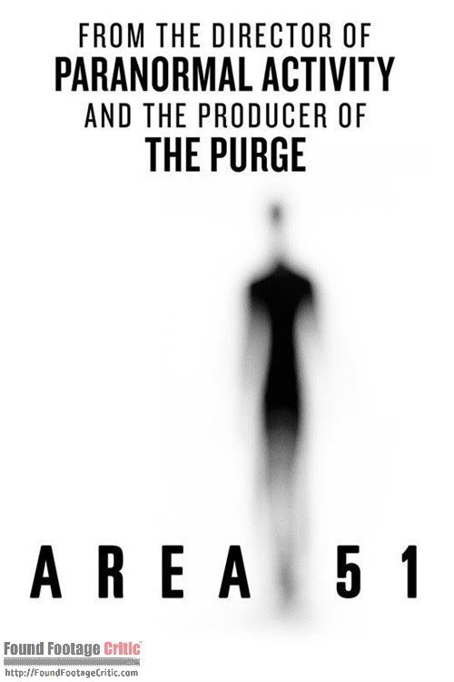 Area 51 (2015) - Found Footage Films Movie Poster (Found footage Horror)