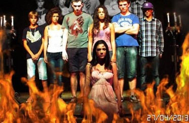 Pali Andjeo (2013) - Found Footage Films Movie Poster (Found Footage Horror)