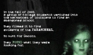 School in the Woods (2010) - Found Footage Films Movie Poster (Found Footage Horror)