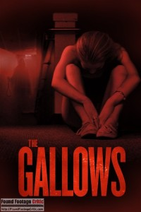The Gallows (2015) - Found Footage Films Movie Poster (Found Footage Horror)
