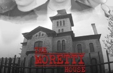 The Moretti House (2008) - Found Footage Films Movie Poster (Found Footage Horror)
