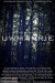 Uwharrie (2012) - Found Footage Films Movie Poster (Found Footage Horror)