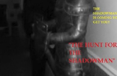 Realm's: Hunt for the Shadowman (2016) - Found Footage Films Movie Poster (Found Footage Horror)