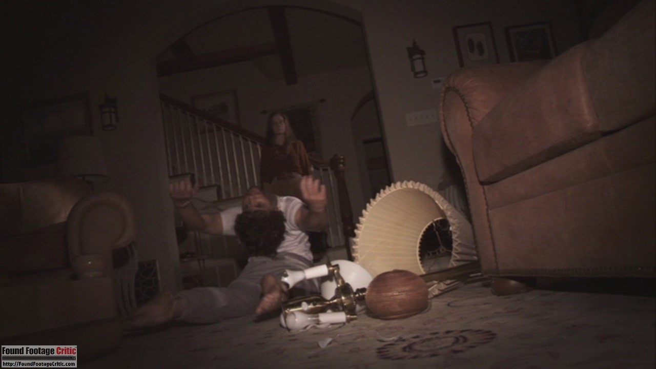 Paranormal Activity 3 (2011) - Found Footage Films Movie Fanart (Found Footage Horror)