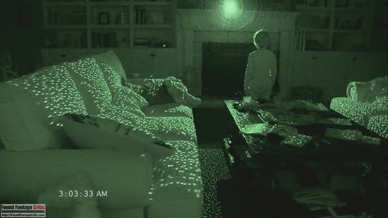 Paranormal Activity 4 (2012) - Found Footage Films Movie Fanart (Found Footage Horror)