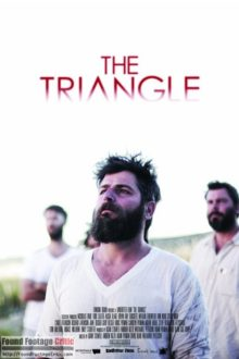 The Triangle (2016) - Found Footage Films Movie Poster (Found Footage Horror)