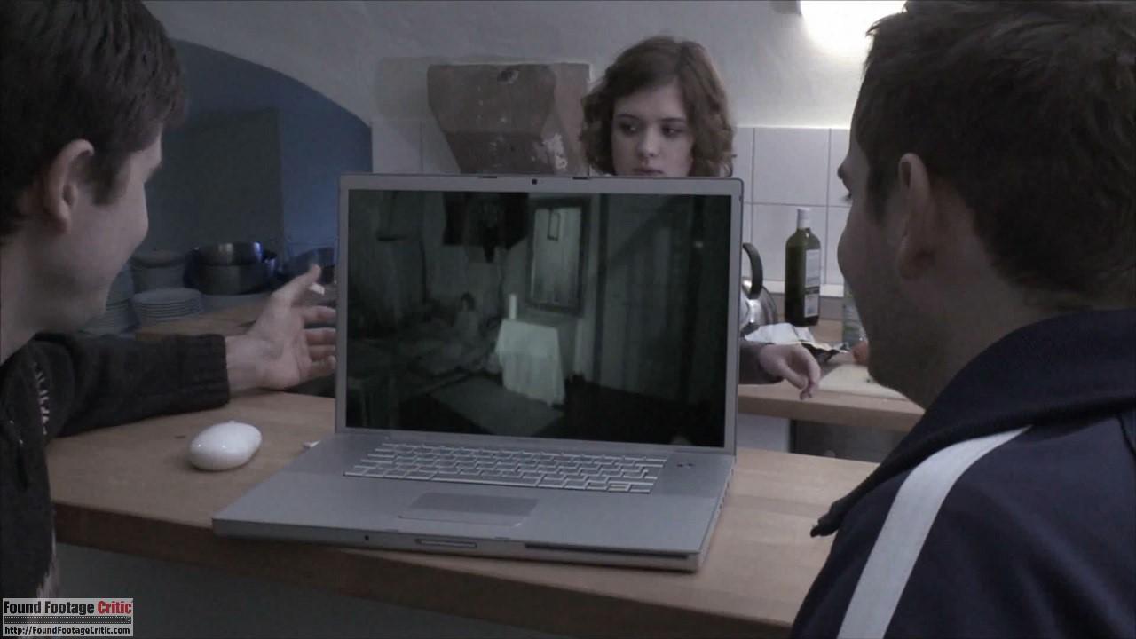 Die Präsenz (2015) - Found Footage Films Movie Fanart (Found Footage Horror)