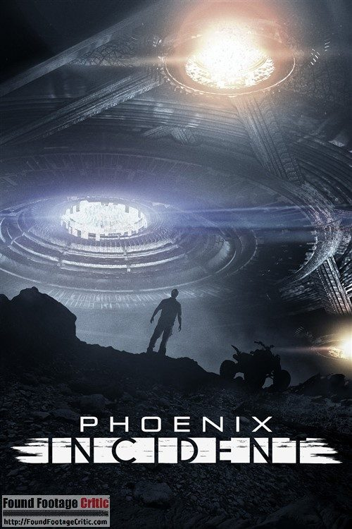 The Phoenix Incident (2015) - Found Footage Films Movie Poster (Found Footage Horror)