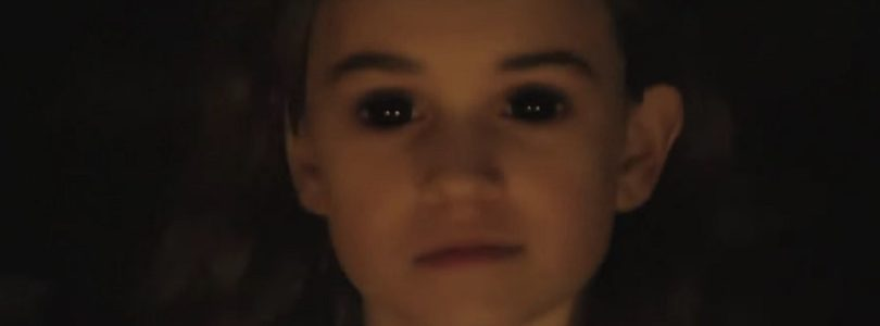 The Sunshine Girl and the Hunt for Black Eyed Kids (2012) - Found Footage Films Movie Fanart (Found Footage Horror)