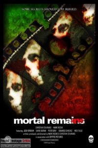 Mortal Remains (2013) - Found Footage Films Movie Fanart (Found Footage Horror Movies)
