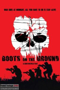 Boots on the Ground (2018) - Found Footage Films Movie Poster (Found Footage Horror Movies)