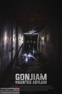 Gonjiam: Haunted Asylum (2018) - Found Footage Films Movie Poster (Found Footage Horror Movies)