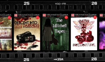 Found Footage Film DVD Collector's Series