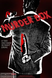 Murder Box (2019) - Found Footage Films Movie Poster (Found Footage Horror Movies)