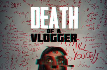 Death of a Vlogger (2020) - Found Footage Films Movie Poster (Found Footage Horror)