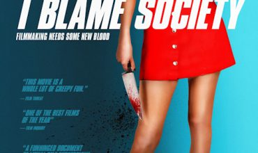 I Blame Society (2020) - Found Footage Films Movie Poster (Found Footage Horror Movies)