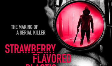 Strawberry Flavored Plastic (2019) - Found Footage Films Movie Poster (Found Footage Horror Movies)