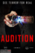 Audition (2021) - Found Footage Films Movie Poster (Found Footage Horror)