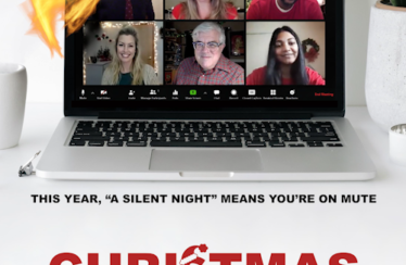 Christmas Staycation (2020) - Found Footage Films Movie Poster (Found Footage Comedy)