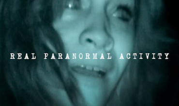 Real Paranormal Activity (2020) - Found Footage Films Movie Poster (Found Footage Horror)