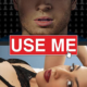 Use Me (2019) - Found Footage Films Movie Poster (Found Footage Thriller)