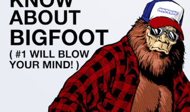 15 Things You Didn't Know About Bigfoot (2019) - Found Footage Films Movie Poster (Found Footage Comedy)