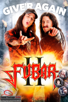 FUBAR 2: Balls to the Wall (2010) - Found Footage Films Movie Poster (Found Footage Comedy)