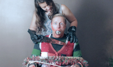 Red Christmas (2014) - Found Footage Films Movie Poster (Found Footage Horror)