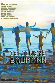 The Young Baumann (2018) - Found Footage Films Movie Poster (Found Footage Drama)