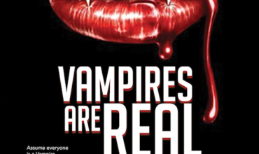 Vampires Are Real (2020) - Found Footage Films Movie Poster (Found Footage Comedy)