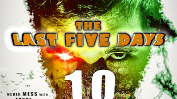 The Last Five Days: 10 Years Later (2021) - Found Footage Films Movie Poster (Found Footage Horror Movies)