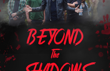 Beyond the Shadows (2020) - Found Footage Films Movie Poster (Found Footage Horror Movies)