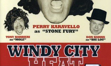 Windy City Heat (2003) - Found Footage Films Movie Poster (Found Footage Comedy Movies)