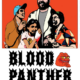 Blood Panther (2021) - Found Footage Films Movie Poster (Found Footage Horror Movies)
