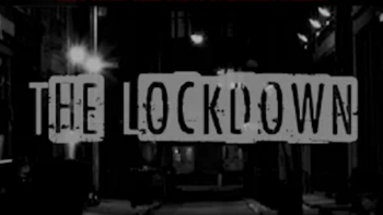The Lockdown (2021) - Found Footage Films Movie Poster (Found Footage Horror Movies)