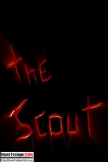 The Scout (2021) - Found Footage Films Movie Poster (Found Footage Horror Movies)