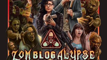 Zomblogalypse (2021) - Found Footage Films Movie Poster (Found Footage Comedy Movies)